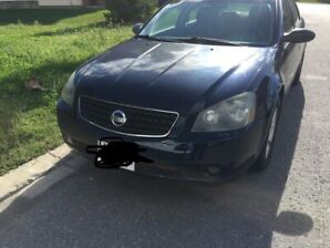 2006 Nissan Altima 2.5 S Sedan (Low Milage)