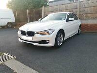 BMW, 3 SERIES, Saloon, 2013, Semi-Auto, 1995 (cc), 4 doors