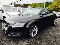 "2006 MK2 Audi TT 2.0 TFSI, 12 months warranty, 18"" Alloy wheels, 4 new tyres finance available"