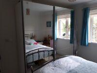 NEXT Large Wardrobe - Mirrored Sliding Doors