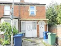 A ground floor one bedroom flat with a garden located in the Cowley area.