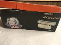 Philips 14 Curler set brand new in box good working £5