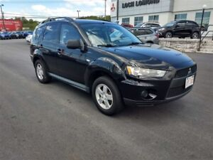 2010 Mitsubishi Outlander ES - $6344 taxes in