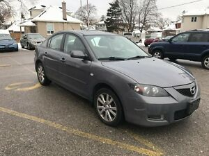 2008 Mazda MAZDA3 SAFETY & E-TESTED - WARRANTY INCLUDED