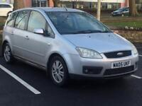 FORD C MAX 2005 (05 REG)*£999*LOW MILES*MPV*5 DOOR*MANUAL*CHEAP CAR TO RUN*PX WELCOME*DELIVERY