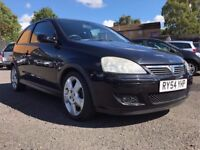 2005 VAUXHALL CORSA 1.4 SRI ** ONLY 73000 MILES + 11 MONTHS MOT + PART SERVICE HISTORY **