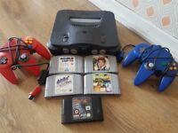 Nintendo 64 & games
