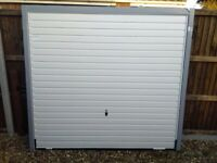 Brand new Garage door with all fittings