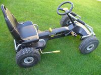 Kettcar Niro Extreme Childs Pedal Go Kart,Kids Gokart