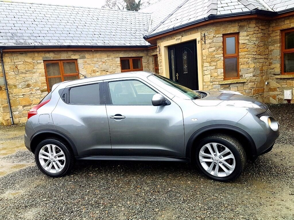2012 nissan juke 1 5 dci acenta premium top spec like new in newry county down gumtree. Black Bedroom Furniture Sets. Home Design Ideas