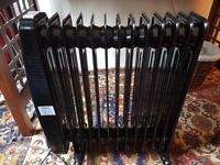 Brand New Radiator Heater 3000W - Bargain selling due to urgent moving out of the country