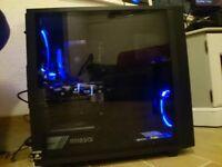 GTX1060 Gaming Computer PC, Themaltake Case, Corsair RAM and PSU - Excellent Condition