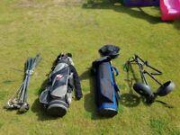 Golfing equipment