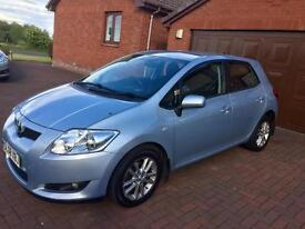 Low Mileage Toyota Auris 1.6 TR vvti, long MOT, serviced and ready to drive away today