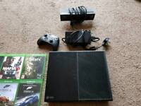 Xbox One 500gb with Kinect & 17 games BUNDLE
