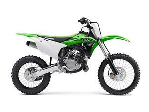 2016 Kawasaki KX100 / 16$/sem