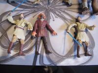 MORE STAR WARS FIGURES SEE MY OTHER ADS £5 EACH