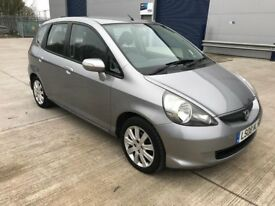 HONDA JAZZ 2008, 1.4 I-DSI SE CVT-7 5dr, NEW MOT, ONE OWNER, NAVIGATION