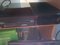 Xbox one black 1tb