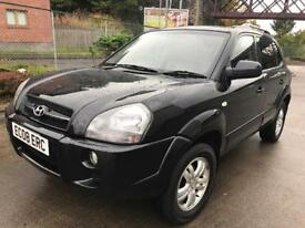 Stunning 2008 08 Hyundai Tucson 2,0Limited 4x4 **Only 98000+Full History+Full Leather**