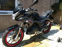 LexmotoZSX-F 125cc Bike For Sale