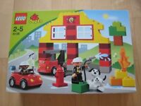 LEGO DUPLO: My First Fire Station