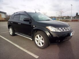 Nissan Murano, Runs on LPG Gas, Low miles for the year, it great condition and well looked after