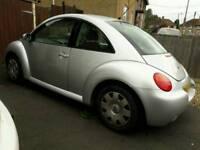 2006 1.6 VW Beetle . 82k - 2 owners