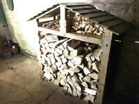 Log/Wood Store Custom Made