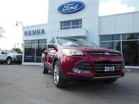 2015 Ford Escape *NEW*SE *201A* 4WD 1.6L ECOBOOST *SE CHROME PKG