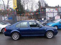 Volkswagen Bora 1.9 TDI PD Highline 4dr TIMING BELT CHANGED 06/06