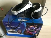 Gen 2 PlayStation VR headset bundle