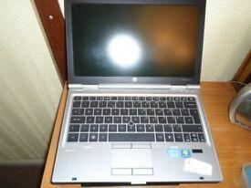 Laptop *** HP EliteBook 2560p Core i5 2.60 GHz 6 GB RAM 320 GB HDD Webcam Ref: 8254
