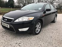 2010 10 FORD MONDEO 1.8 TDCI ZETEC ONE PR KEEPER SOME SCUFFS DRIVES A1 FULL MOT BLUETOOTH PX SWAPS