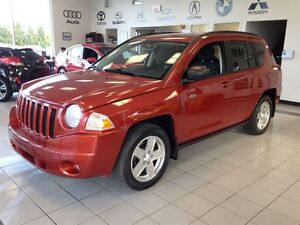 2010 Jeep Compass North 2.4L SEULEMENT 75 300 KM !!