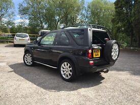 **REDUCED NOW £2900**Land Rover Freelander TD4 Sport