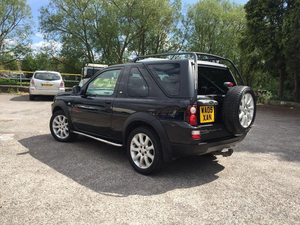 reduced now 2900 land rover freelander td4 sport in melksham wiltshire gumtree. Black Bedroom Furniture Sets. Home Design Ideas