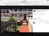 Holiday rental in Spain, Costa Blanca near Punta Prima