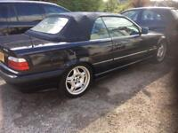 Bmw 323i auto convertible may swap Px
