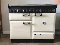 Rangemaster Elan 110 Dual Fuel Double Oven Cooker