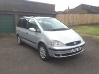 2003 Ford Galaxy 2.3 lx Auto 7 seater