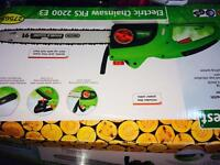 Electric chainsaw fks 2200E3