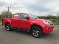 2016 ISUZU D-MAX FURY 2.5 TWIN TURBO 4X4 PICK UP