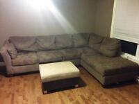 Nice new sectional