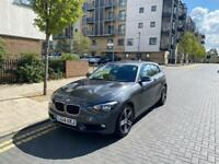 BMW 1 SERIES AUTOMATIC 1.6CC PETROL 2014 3 DOOR, CAT D