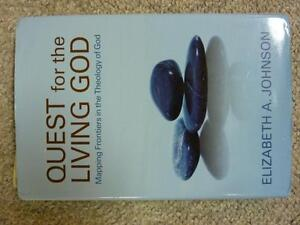 Quest for the Living God by Elizabeth A. Johnson
