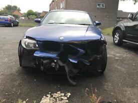 BMW 1 series e87 breaking parts spares and repairs