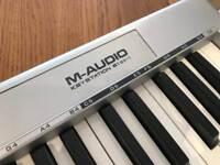 M Audio Keystation 61 es - USB Midi Keyboard