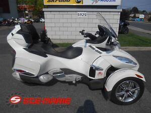 2011 Can-Am Spyder RT Limited -