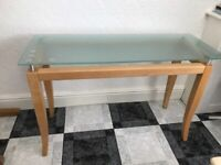Calligaris console table